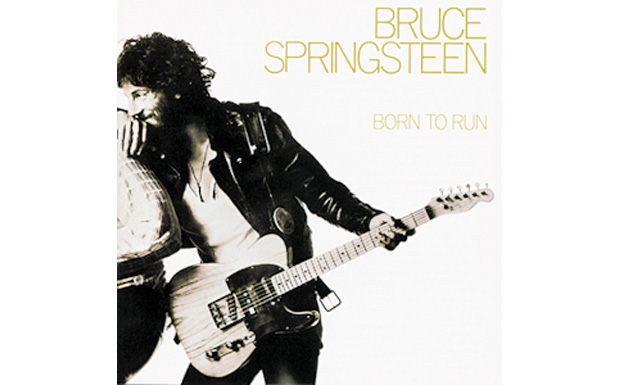 Bruce Springsteen Born to Runhigh res cover art
