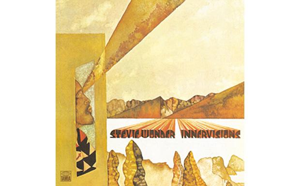 Stevie Wonder 'Innervisions' high res cover art