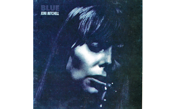 Joni Mitchell 'Blue' high res cover art