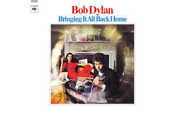 Bob DylanBringing It All Back HomeHIGH RESOLUTION COVER ART