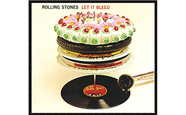 Rolling StonesLet It BleedHIGH RESOLUTION COVER ART