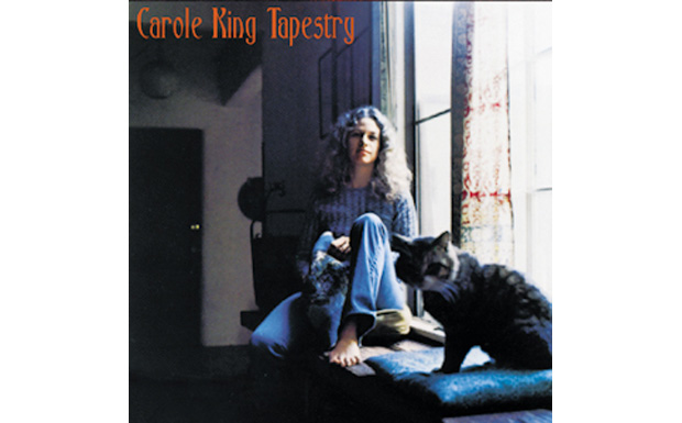 Carole King TapestryHIGH RESOLUTION COVER ART