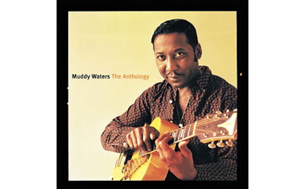 Muddy WatersThe AnthologyHIGH RESOLUTION COVER ART
