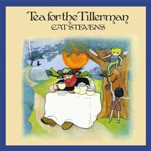 208. Tea For The Tillerman: Cat Stevens 1970. Die kammermusikalischen Pop-Arrangements machten dies zum ambitioniertesten Alb
