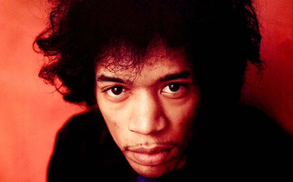JIMI HENDRIX, (1968)