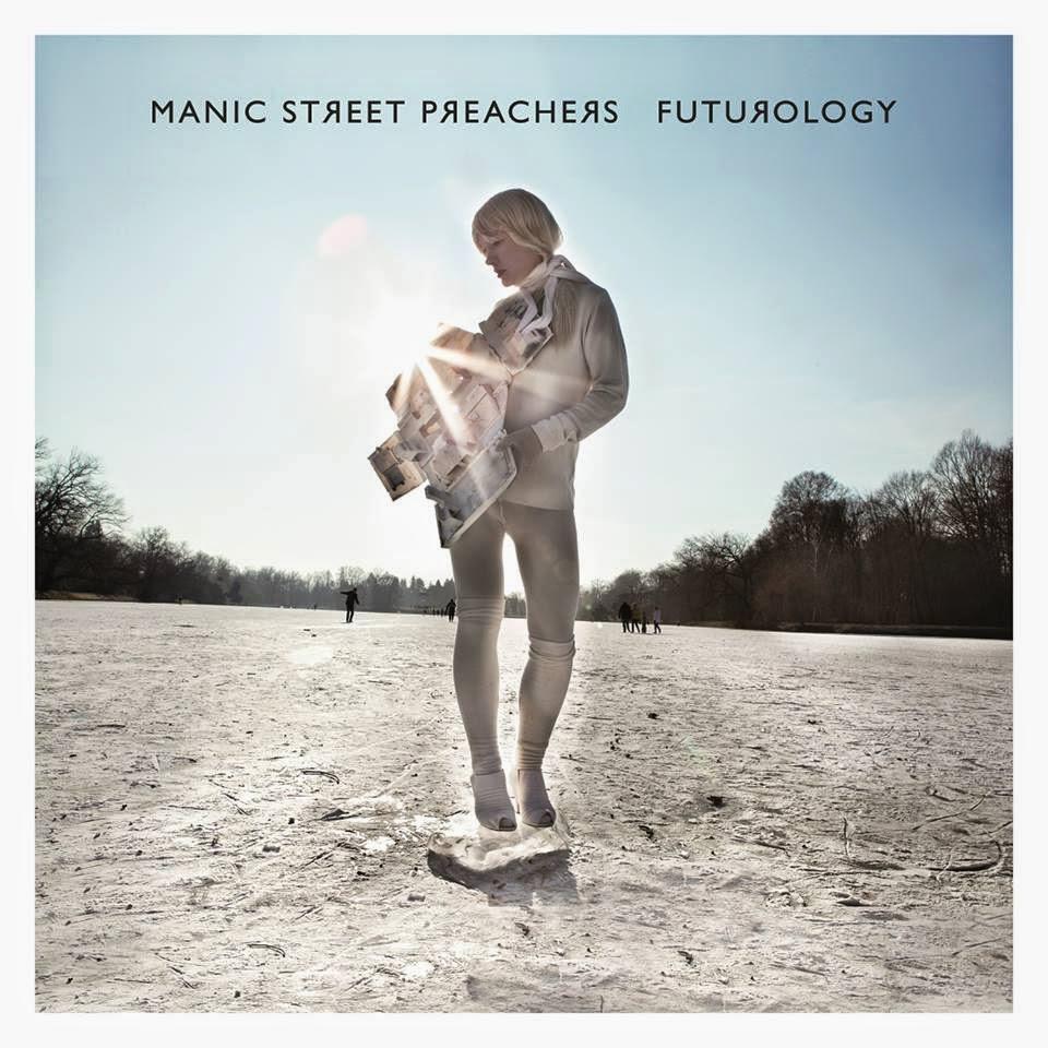 Manic Street Preachers –Futurology. 4. Juli 2014.