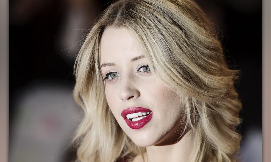 April 7, 2014 - File - TV presenter, writer, socialite and model PEACHES GELDOF, second daughter of musician Bob Geldof and P