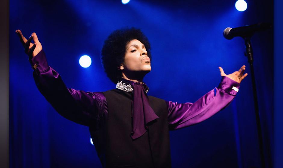 Nun zum ersten Mal in voller Länge zu hören: 'Hit N Run' von Prince