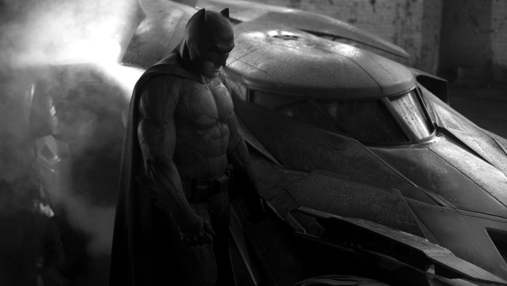 Batman bekommt es mit einem knüppelharten Gegner zu tun