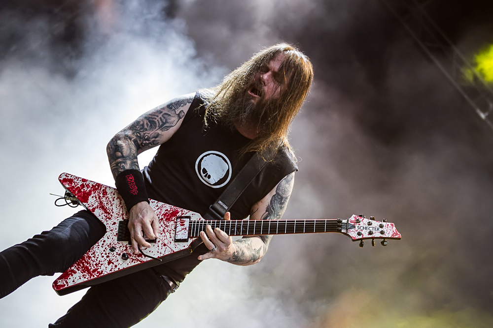 Gary Holt, Slayer
