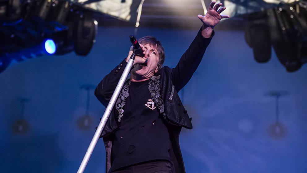 10. Iron Maiden