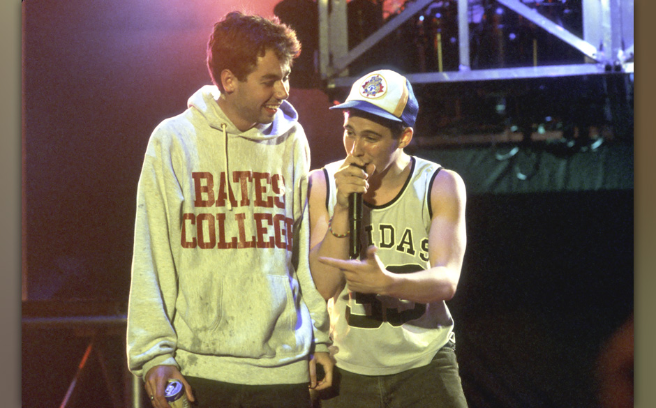 UNSPECIFIED - JANUARY 01:  Photo of Beastie Boys  (Photo by Michael Ochs Archives/Getty Images)