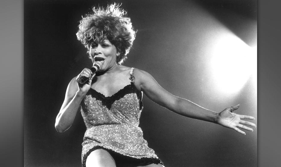 Tina Turner, Ahoy, Rotterdam, 16-5-1996,Foto Rob Verhorst