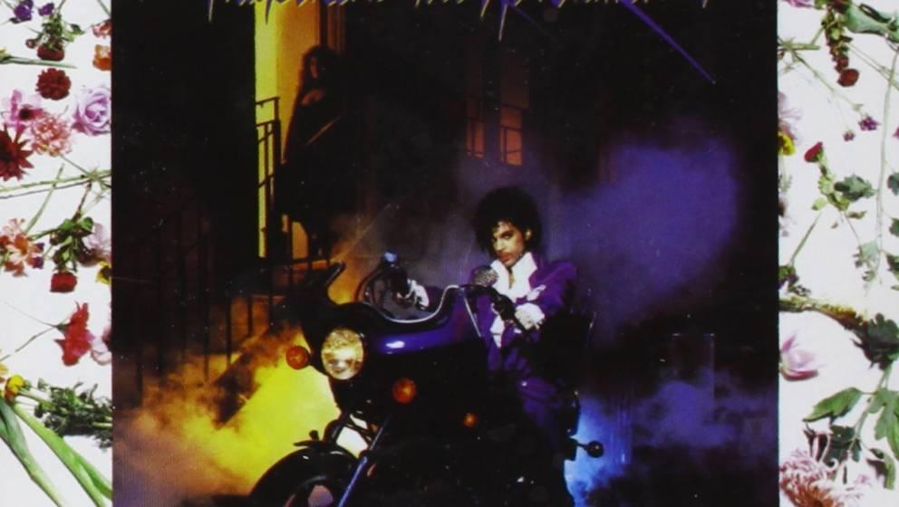 45. 'Darling Nikki' (Purple Rain, 1984).   Der Psychedelia-Zweikampf zwischen Gitarre und Drums ist in die Polit-Geschichte e