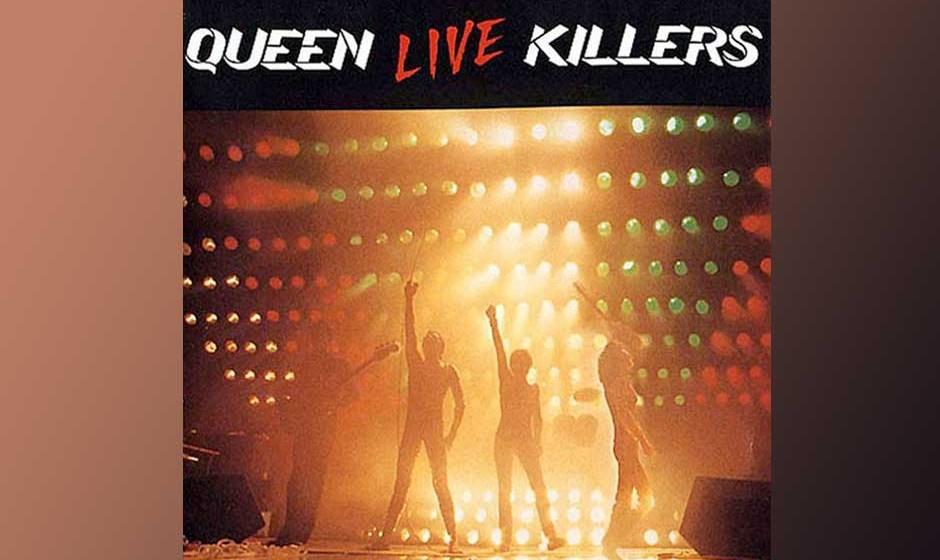 1979 erschien das erste offizielle Queen-Live-Album und deckte die 'Jazz'-Tour im selben Jahr ab.