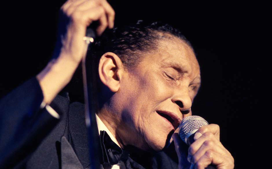UNITED STATES - JANUARY 01:  Photo of Little Jimmy SCOTT  (Photo by Andrew Lepley/Redferns)