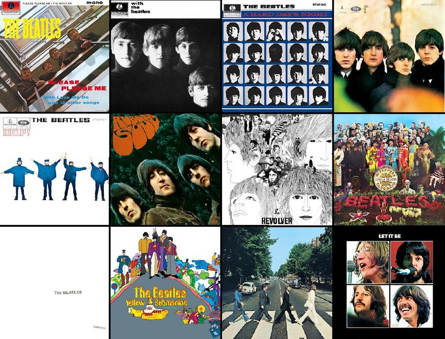 The Beatles Radio: Listen to Free Music & Get The Latest ...