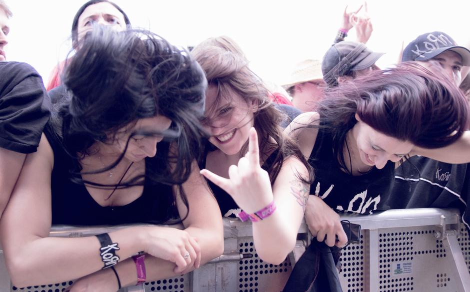 Fans und Atmo, Rock am Ring 2013