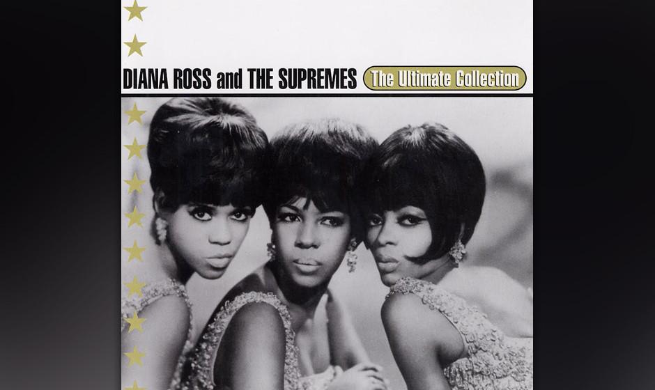 332. The Supremes – Baby Love Diana Ross war nicht unbedingt die stärkste Sängerin der Supremes, doch wie das legendäre
