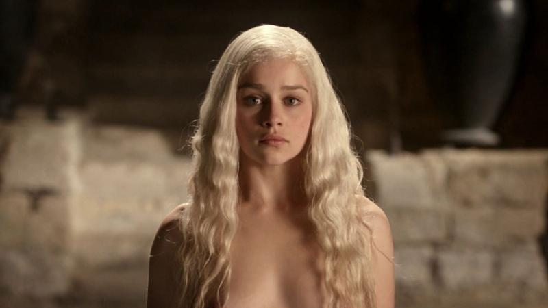"""Game Of Thrones""-Darstellerin Emilia Clarke"