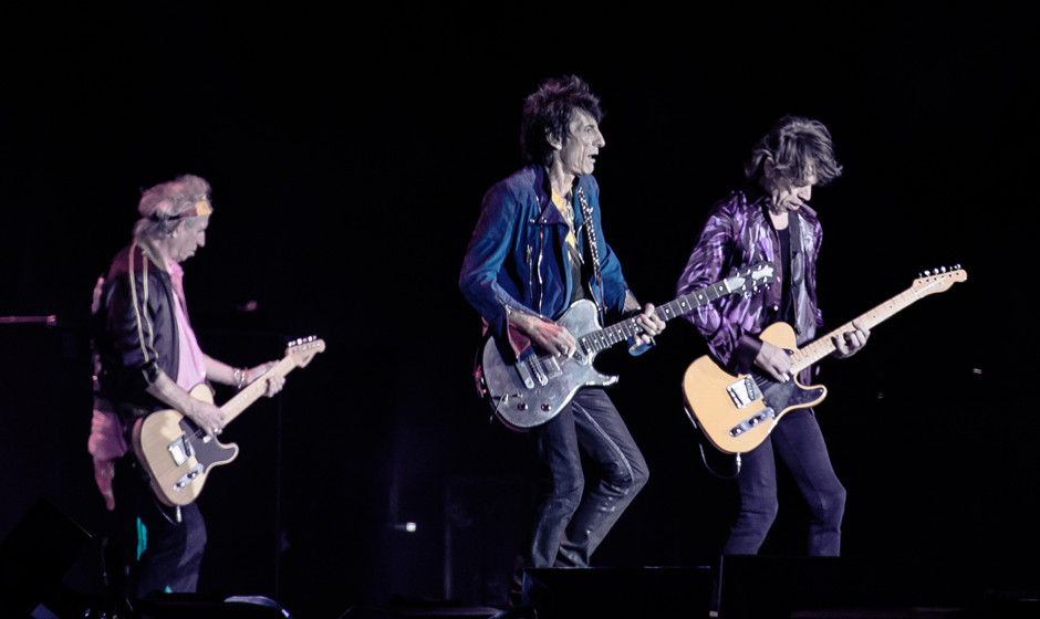 The Rolling Stones beim Roskilde Festival 2014
