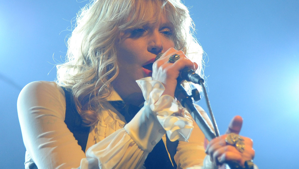 Courtney Love macht 'Creep' zu ihrem Song