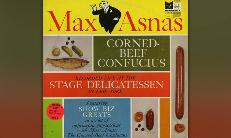 Max Asnas: The Corned-Beef Confucius