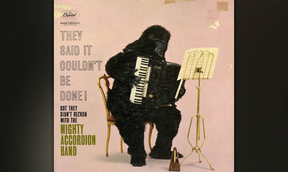 Mighty Accordion Band: They Said It Couldn't Be Done But They Didn't Reckon With The Mighty Accordion Band