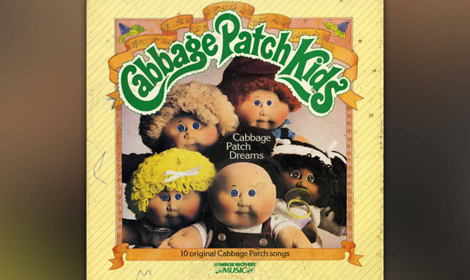 Cabbage Patch Kids: Cabbage Patch Dreams