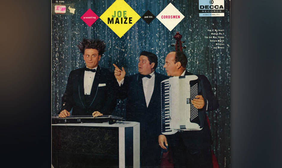 Joe Maize: Presenting Joe Maize And His Chordsmen