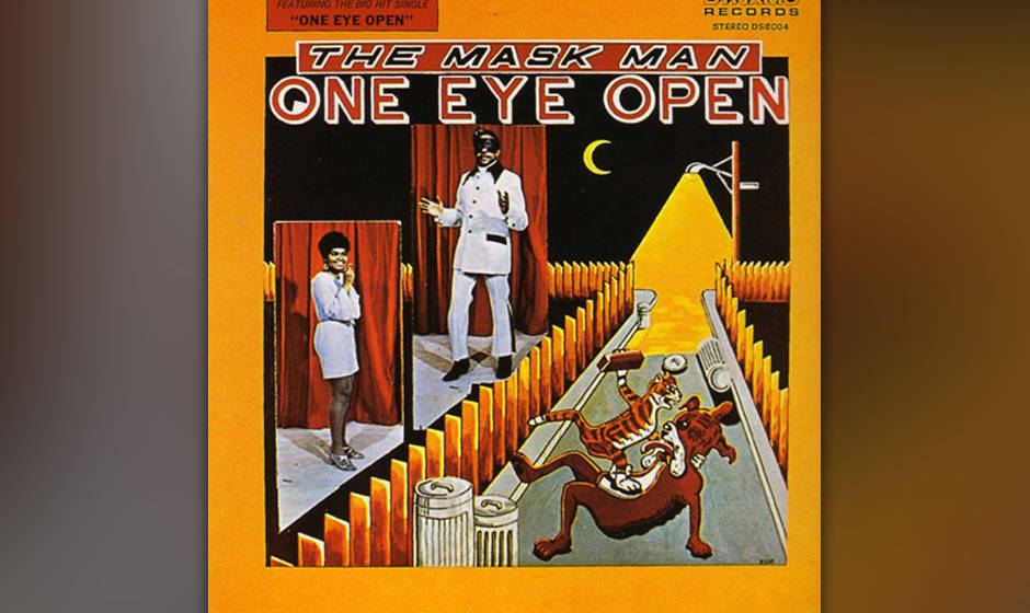 The Mask Man: One Eye Open