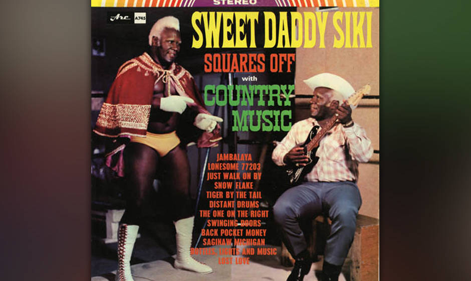 Sweet Daddy Siki: Sweet Daddy Siki Squares Off With Country Music