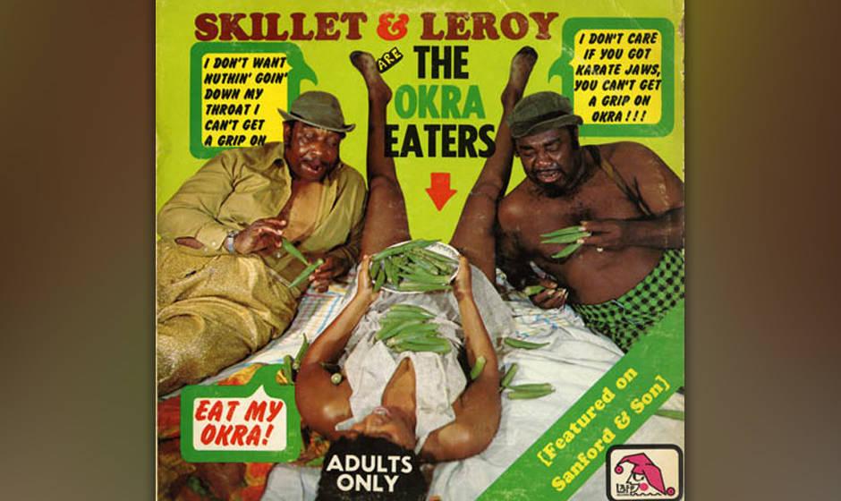 Skillet & Leroy: The Okra Eaters