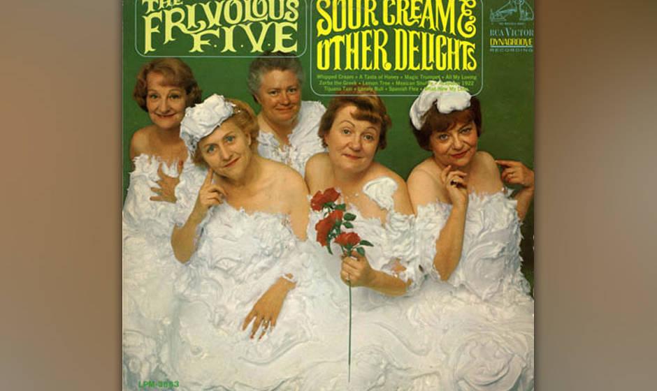 The Frivolous Five: Sour Cream & Other Delights