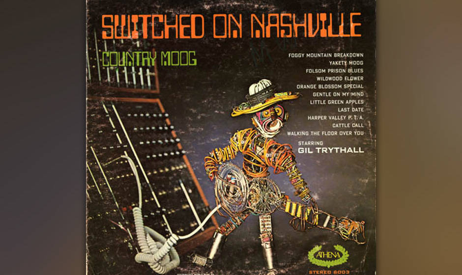 Switched On Nashville: Country Moog