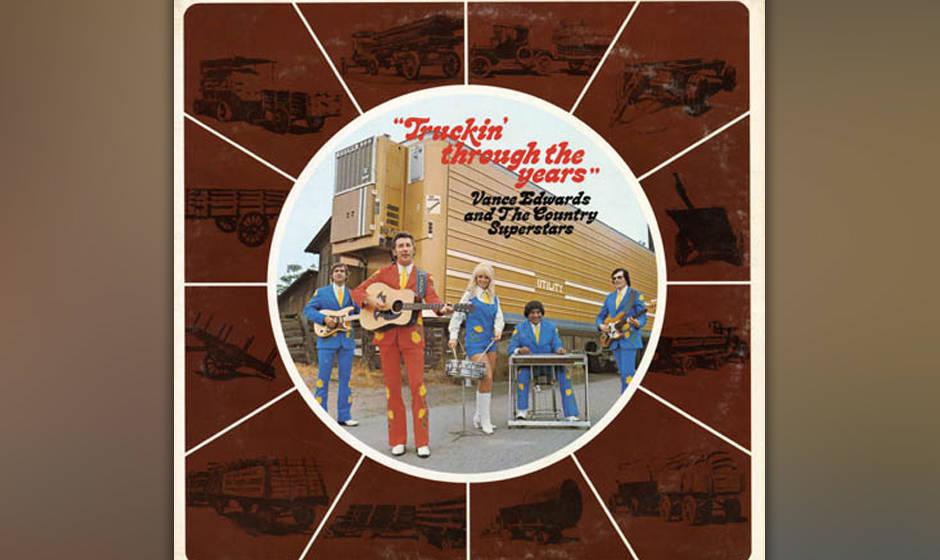 Vance Edwards: Truckin' Through The Years