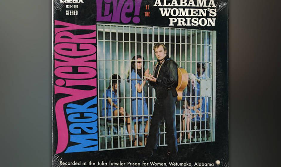 Mack Vickery: Alabama Women's Prison