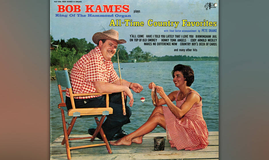 Bob Kames: All-Time Country Favorites