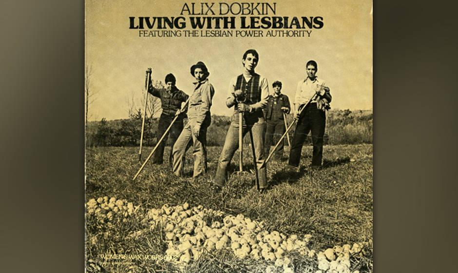 Alix Dopkin: Living With Lesbians