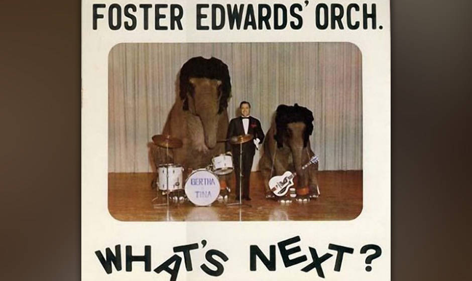Foster Edwards Orch: What's Next?
