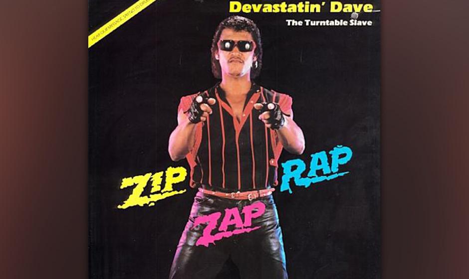 Devastatin' Daye/The Turntable Slave: Zip Zip Rap