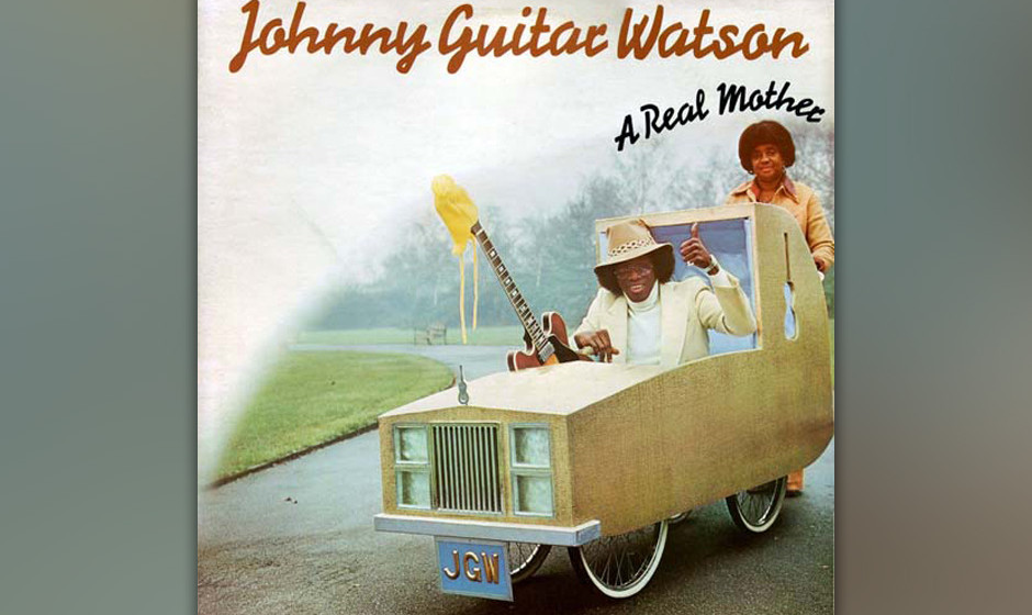 Johnny Guitar Watson: A Road Mother
