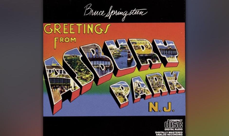 11. 'Lost In The Flood' (1973)  Schon auf dem dem Debütalbum 'Greetings From Asbury Park, N.J.' sind einige erstaunliche Epe