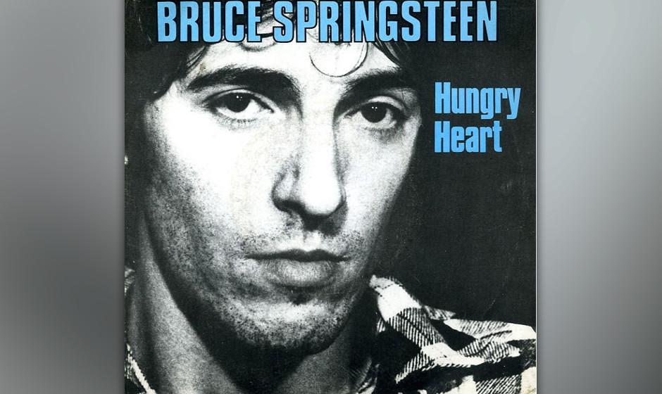 12. 'Hungry Heart' (1980)   Von Steve Van Zandt unwiderstehlich im Stil des Rock'n'Roll der 50er-Jahre arrangiert und der ers