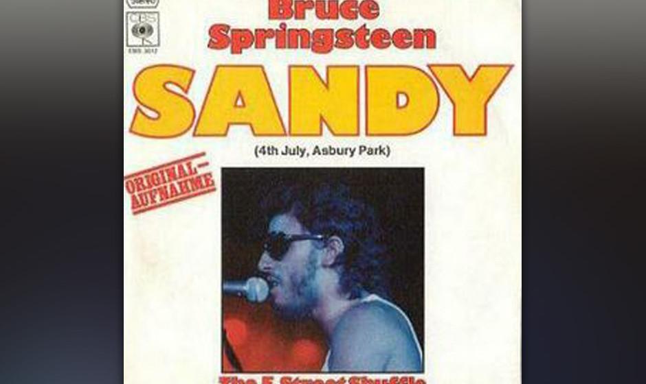 15. '4th Of July, Asbury Park (Sandy)' (1973)  Ein Hymnus auf Asbury Park mehr als auf die Titelgestalt und ein Abgesang auf