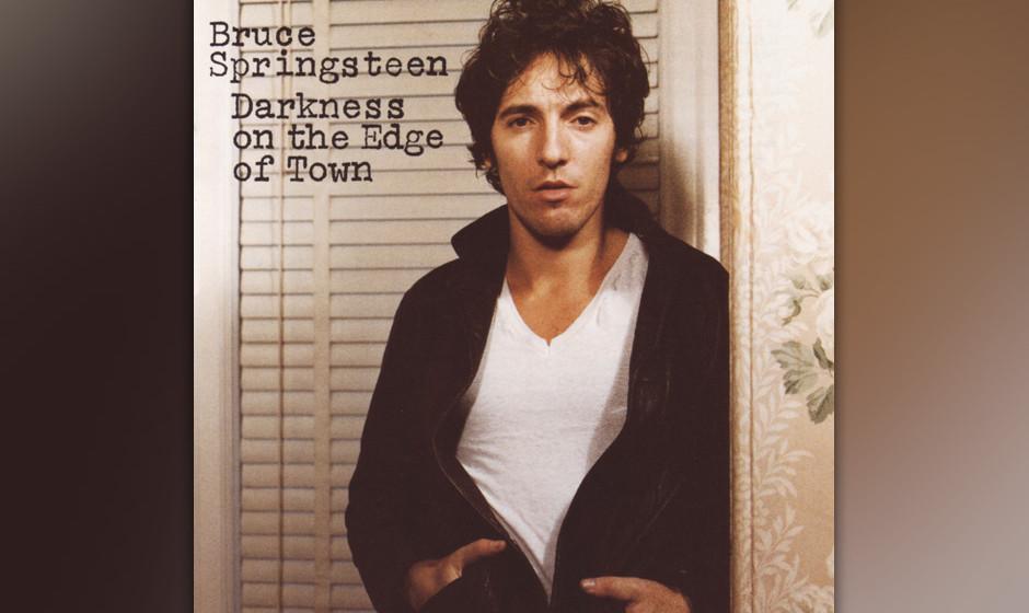 22. 'Darkness On The Edge Of Town' (1978)  Am Ende des Albums steht der Mann mit allem, was er hat, auf dem Hügel über der