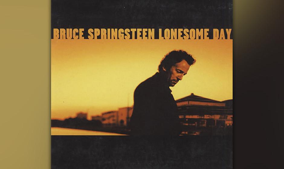 """36. 'Lonesome Day' (2002)  Mit reformierter E-Street-Band machte sich Springsteen 2002 mit """"The Rising"""" auf den Weg in ei"""