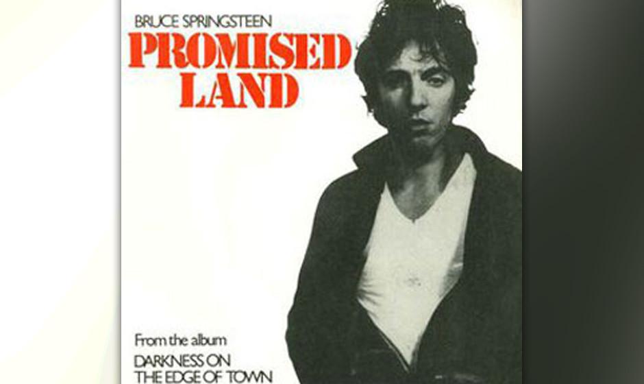 """39. 'The Promised Land' (1978)  """"The Promised Land"""" zeigt eine deutliche Abkehr von den symphonischen, bombastischen Arra"""