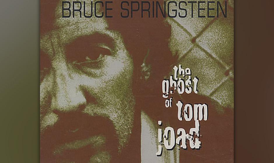 """42. 'The Ghost Of Tom Joad' (1995)  Zwei Jahre nachdem """"The Ghost Of Tom Joad"""" veröffentlicht hatte, brachten Rage Again"""