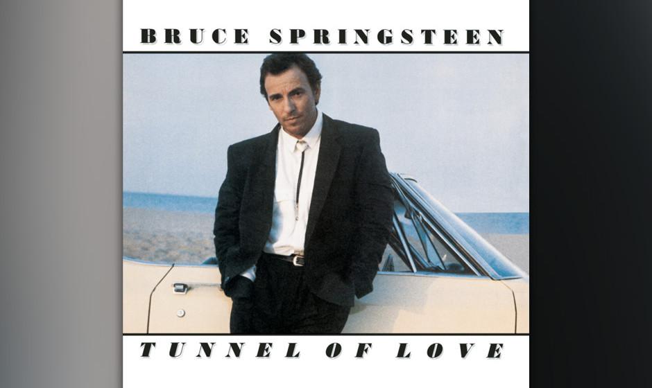 43. 'Valentine's Day' (1987)  Das unheimliche Ende von 'Tunnel Of Love': eine gespenstische Ballade. Der Erzähler fährt auf